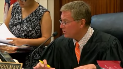 Cincinnati Judge Under Fire For Admitting He Regularly Works w/ICE