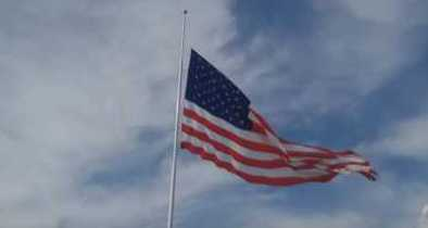 City Council Wants Business Owner to Take Down Huge American Flag