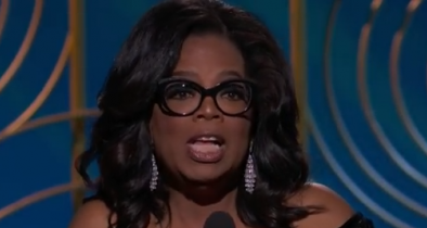 Clamor for Oprah to Run for President After Globes Speech