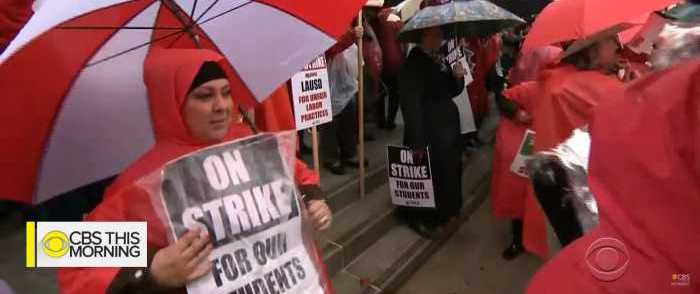 Class Action Lawsuit Filed Against LA Teachers' Union for Illegal Dues Skimming