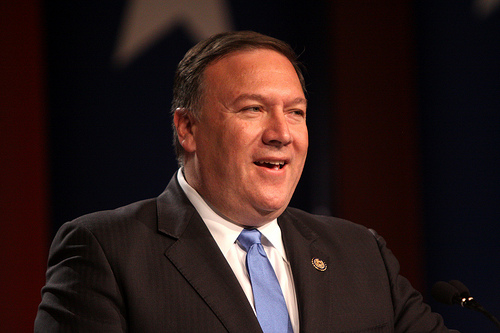 Mike Pompeo photo