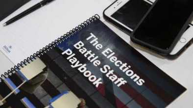 Clinton-Linked Group Promotes Military Tactics to Safeguard 2020 Election