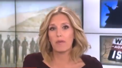 CNN Anchor Mistakes Star-Spangled Banner for French Nat'l Anthem