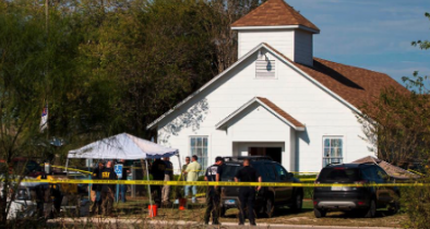 CNN: Unborn Baby Doesn't Count as Texas Church Shooting Victim