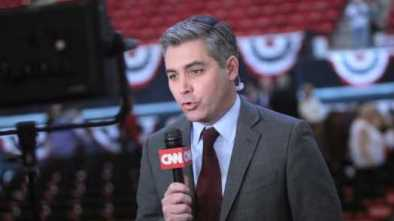 CNN's Jim Acosta Attacks Trump, Blaming Him for Deadly Events in Charlottesville