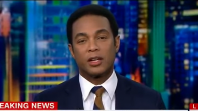 CNN's Lemon Shouts 'No!' 9 Times to Stop Hillary-Email Talk