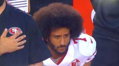 Colin Kaepernick Says Police Are Like Slave Catchers After Jury Clears Officer