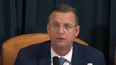 Collins Derides House Dems' 'Railroad Job' at Judiciary Impeachment Hearing