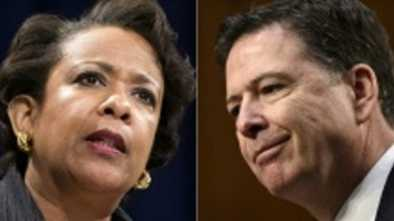 Comey and Lynch to Testify Before Congress