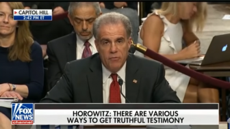 FBI May Have Changed Witness Reports, Misled DOJ IG Horowitz