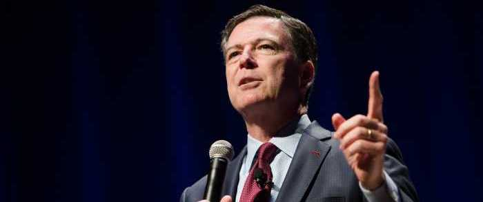Comey Questions Mueller, Barr on 'Obstruction' Conclusions