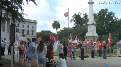 Confederate Flag Coming Back to the South Carolina State House