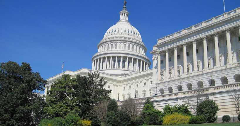 Congress Gives Itself a Bonus in Omnibus Spending Bill