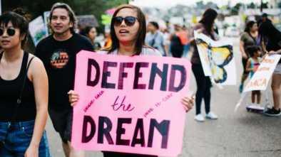 Congress Heads Toward Showdown over 'Dreamers'