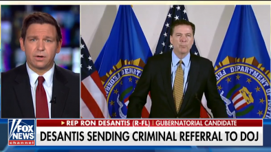 Congress. Republicans Send Criminal Referrals for Hillary, Comey, Lynch & McCabe 1