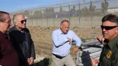 CONGRESSMAN: Wire Atop Border Wall Should Have 'Deterrent Current'