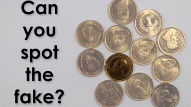 Congressmen Want Anti-Counterfeiting Answers from US Mint