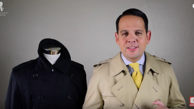 Conservative Commentator: Ban Trench Coats Due to Texas Mass Shooting