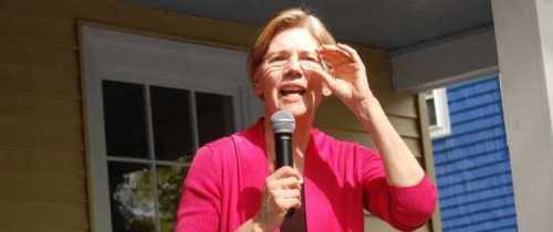 Conservative Host, Republican Candidate Fight Each Other Instead of Radical Elizabeth Warren