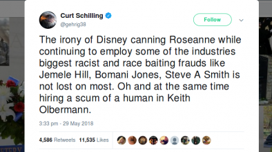 Conservatives ID Double-Standard on Roseanne