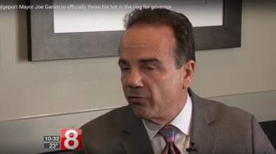 Convicted Felon Announces Campaign For Connecticut Governor