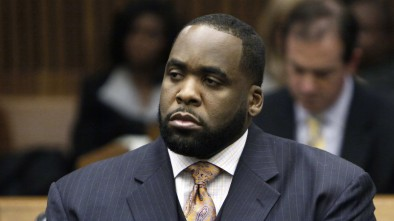 Corrupt Detroit Ex-Mayor Won't Be Leaving Prison Early After All