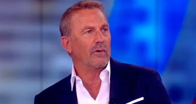 Costner Says U.S. Acting 'Small' in Border Enforcement Policy