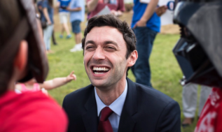Could Dem Candidate Win Special Race for Ga. 'Polite Republican District?'