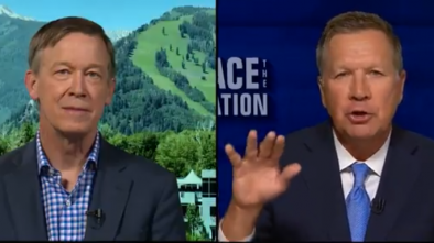 Could Kasich-Hickenlooper Bromance Be a 2020 Presidential Ticket?