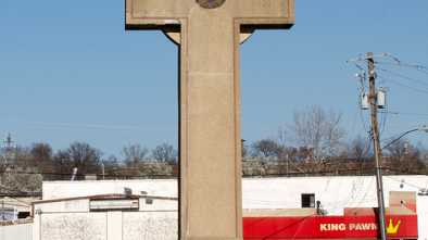 Court Rules WWI Memorial Cross Must Be Torn Down