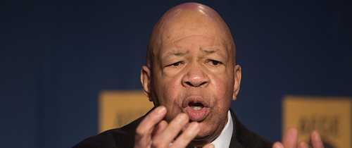 Cummings, House Dems Take Aim at Bolton's NRA Ties