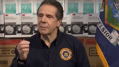 Cuomo Forces Out-of-State COVID Volunteers to Pay NY Income Taxes