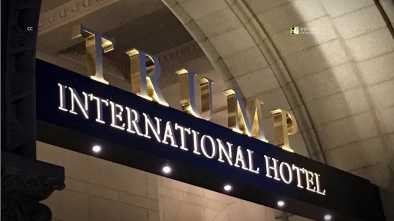 D.C. Board Leaves Trump Properties Alone, Allows Liquor Licenses to Continue 2
