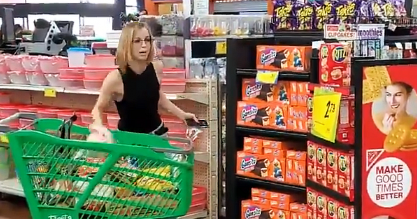 Dallas 'Karen' Launches Profane Tirade after Grocery Store Demands Face Mask