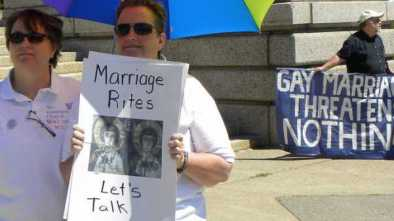 Database Launches To Single Out Churches Opposed To Gay Marriage