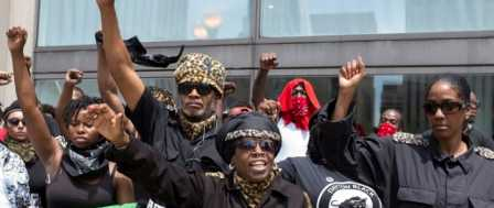 Dayton KKK Rally Draws Nine People; 350 Cops