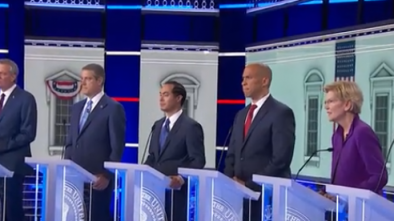Debate Shows How Leftward Democrat Party Has Moved 1
