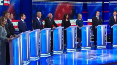 Debating 2020 Dems Try to Out-Socialist Each Other