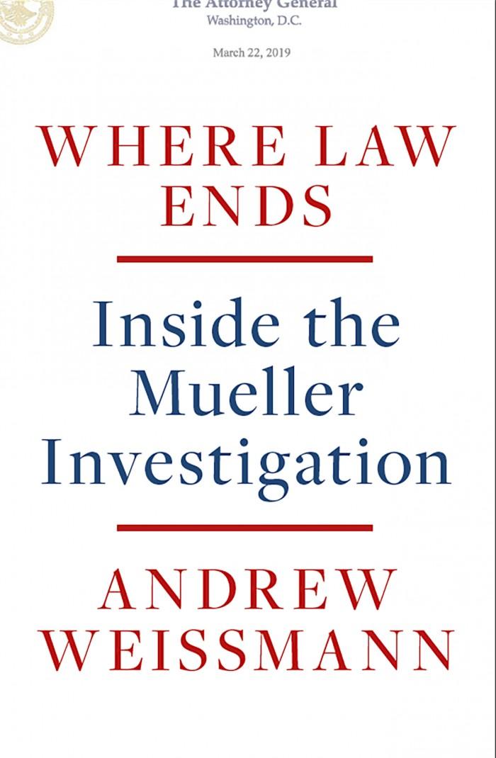 Deep-State Mueller Stooge Weissmann Cashes In on Russia Hoax w/ New Book