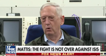 Def Sec Mattis Recommends Letting Transgenders Serve in Military