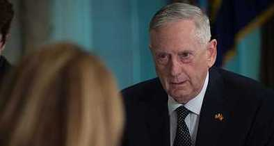 Defense Sec Mattis Meets with Israeli Leaders on Iran