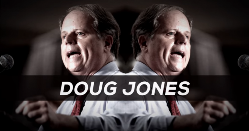 Dem Candidate Doug Jones Now Claims He Doesn't Support Late Term Abortion