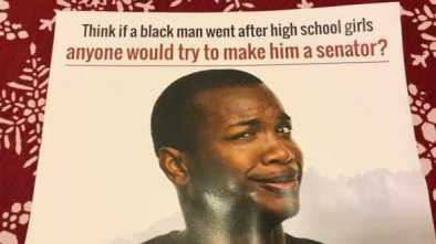 Dem Candidate's Ad Targeting Roy Moore Slammed as 'Racist'