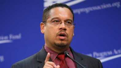 Dem Rep Ellison: The Republican Party Is 'The Party Of Racism' 1