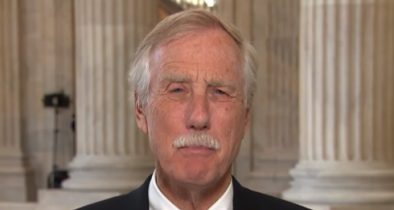 Democratic Senator Compares 9/11 to Russian Meddling