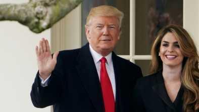 Democrats Subpoena Former Trump Aide Hope Hicks