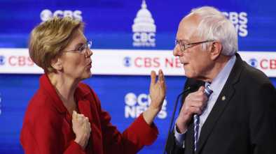 Dems Band Together to Knock Bernie in Charleston Debate