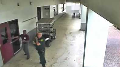 Deputy Stood Behind Wall While Parkland Shooter Killed Students