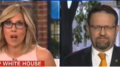 DEPUTY TO CNN: 'You Are in the Attacking President Trump Business' 1