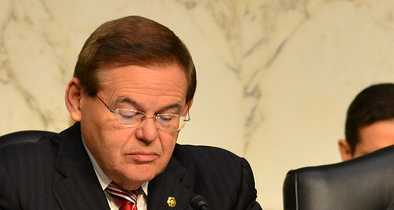 Der Sen. Menendez's Buddy Hit With 67 Counts Of Fraud